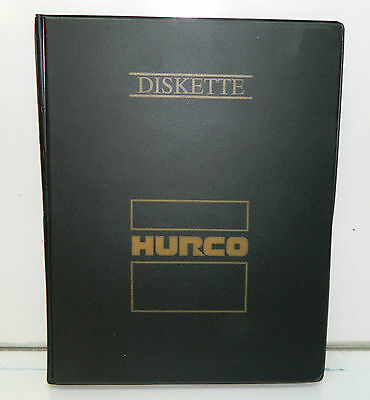 Hurco BMC4020HT/M Ultimax Software Upgrade Procedure Diskettes, 3/3/98, Used
