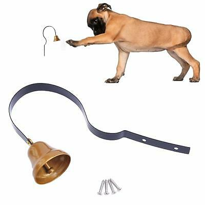 Comsmart Brass Dog Bell Potty Training Bell Doorbell for Housebreaking & Housetr