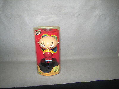Stewie Griffin Family Guy Talking Figure - Mounts to Car Dashboard -- MIP