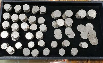 Germany Bulk Lot of 485 Marks Exchangeable Coins