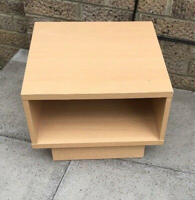 Oak 3 Drawers Bedside Cabinet Light Table Solid Wood Bedroom Nightstand
