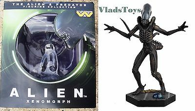 Eaglemoss 1/16 Maßstab Alien & Predator Kollektion Xenomorph von Alien Issue 1