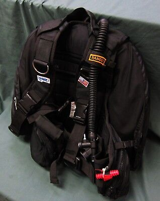 Zeagle Ranger Scuba Diving BCDs - Professionally Tested