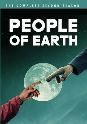 People Of Earth: The Complete Second Season [New DVD] Manufactured On Demand,