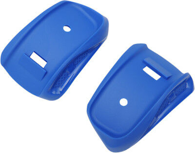 Alpinestars Mens Tech 10 Replacement Boot Buckle Receiver Bases Pair Blue