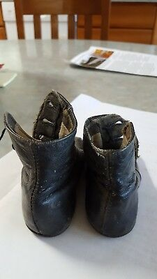 1910 Leather Lined Shoes