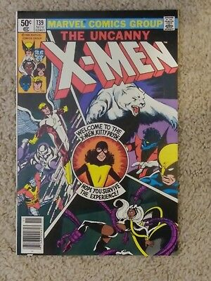 Uncanny X-Men 139 - Nm / Kitty Pryde Joins - New Wolverine Costume