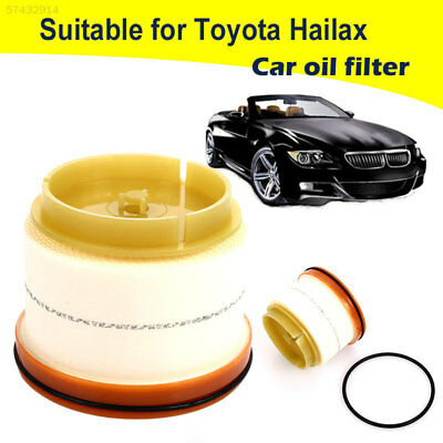 4448 BDE1 Oil Fuel Filter for Toyota Hilux Hiace 23390-0L020 Car Oil Cleaner