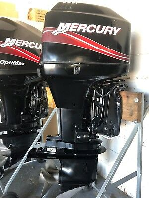 Mercury 90hp Outboard Motor