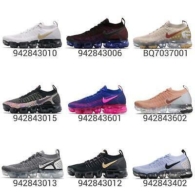 62f5b4632a0af Nike Wmns Air Vapormax Flyknit 1 2 Women Running Shoes Lifestyle Sneakers  Pick 1