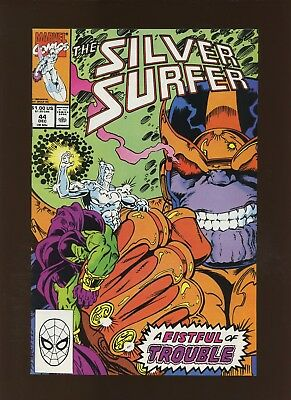 Silver Surfer (Vol. 3) 44 VF 8.0 * 1 Book Lot * 1st Infinity Gauntlet!
