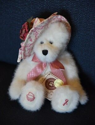 Longaberger Boyds Bear Horizon of Hope Bear - NWT - Hope L Bearywell