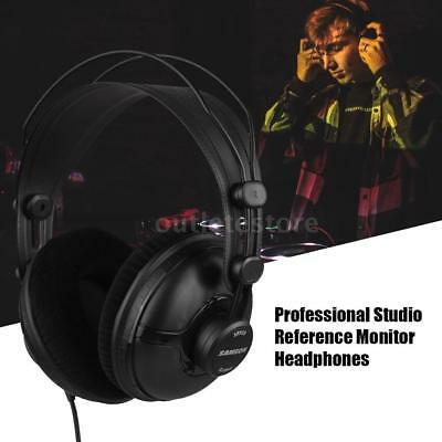 SAMSON SR950 Professional Studio Reference Monitor Headphones Dynamic Q9X2