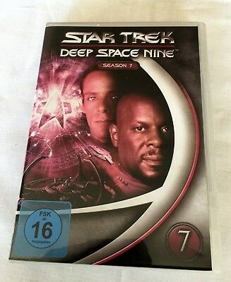 Star Trek - Deep Space Nine Season 7 / Amaray (2014)
