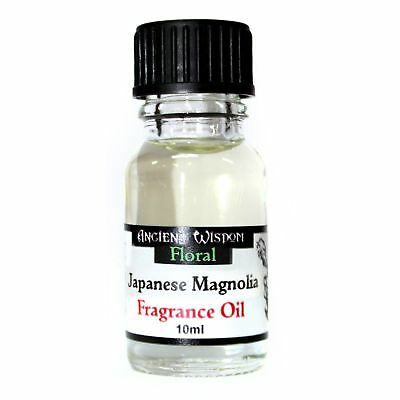 Japanese Magnolia Fragrance Oils Ancient Wisdom for Oil Burners & Diffusers