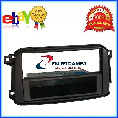 MASCHERINA AUTORADIO SMART FORTWO DAL 2010 in poi >