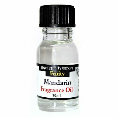 Mandarin Fragrance Oils Ancient Wisdom for Oil Burners & Diffusers