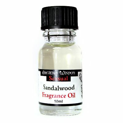 Sandalwood Fragrance Oils Ancient Wisdom for Oil Burners & Diffusers