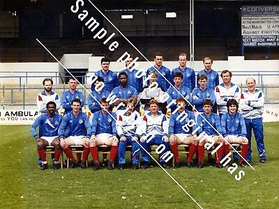 Portsmouth Team Photo