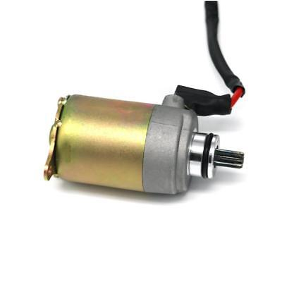 Motorcycle Electric Starter Motor For ATV Go-Cart Scooter GY6 125cc/150cc Valid