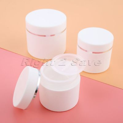 30/50/100g Cosmetic Empty Jar Pot Eyeshadow Makeup Face Cream Container Bottle
