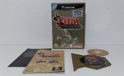 "Nintendo Gamecube Spiel "" The Legend of Zelda the Windwaker limitierte Auflage """