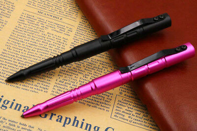 Self Defense Safety Protective Stinger Weapons Non-slip Tactical BallPoint Pen