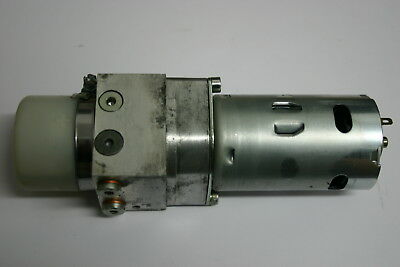 BMW Z4 E85 Cabriolet Convertible Roof Pump Unit Complete 2003-2009 ROADSTER