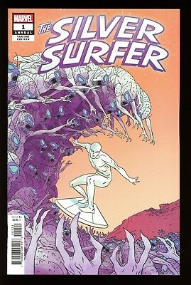 The Silver Surfer    Annual   #1   * Variant *     Nm