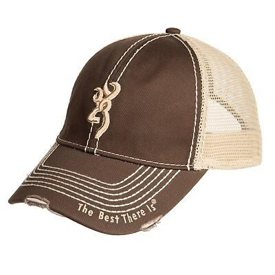 on sale e0024 87a94 ... release date browning brown camo bozeman mesh back buckmark hunting  trucker hat cap new 719b7 ef7a3 ...