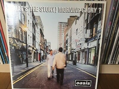 Oasis ‎– (What's The Story) Morning Glory? 2 × Vinyl, LP, Album, Damont Pressing