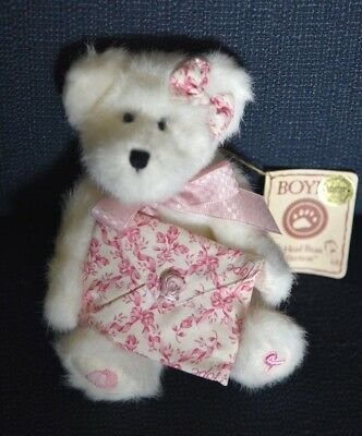 Longaberger Boyds Bear Horizon of Hope Bear - NWT ~ Lil' Love