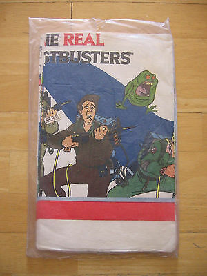 Real Ghostbusters Table Cover 1986 C.A. Reed Inc. Slimer Stay Puft