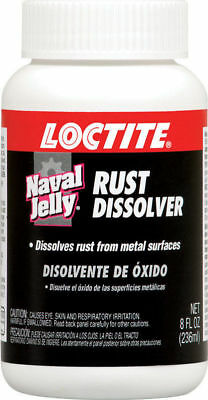 Loctite 1381191 Naval Jelly Rust Dissolver, 8-Ounces