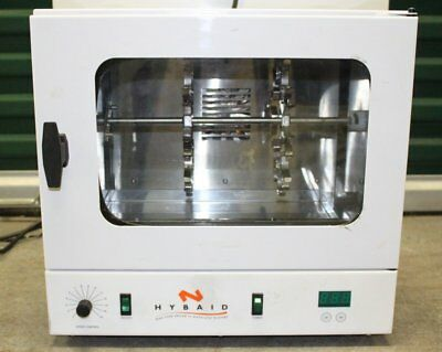 Hybaid Incubator Hybridization Oven HS9320 Complete w/Rotisserie Excellent