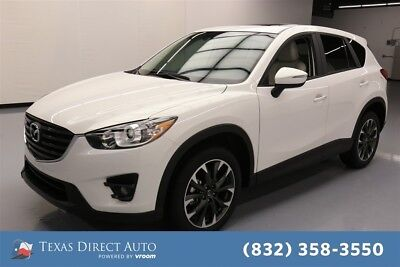 Mazda CX-5 Grand Touring Texas Direct Auto 2016 Grand Touring Used 2.5L I4 16V Automatic FWD SUV Bose