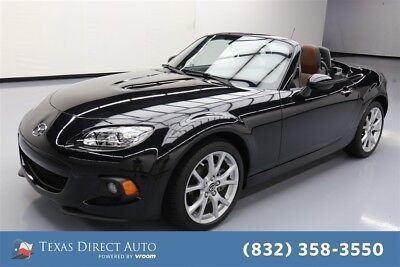 Mazda MX-5 Miata Grand Touring Texas Direct Auto 2014 Grand Touring Used 2L I4 16V Automatic RWD Convertible