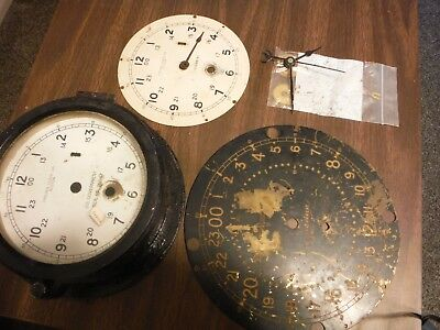 Chelsea U.S.Navy bulkhead case and dials and hands