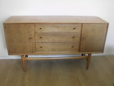 Vintage Gordon Russell of Broadway mid century sideboard teak original condition