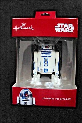 2017 Hallmark Star Wars R2D2 Ornament - NIB