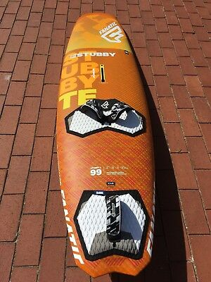 Fanatic Windsurf Board Stubby TE Wave Board 2017
