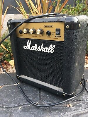 Mini House Clearance Attic Find Classic Marshall Electric guitar amplifier Derby