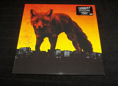 The Prodigy  The Day is my Enemy  3 LP Box  Vinyl  Deluxe Edition