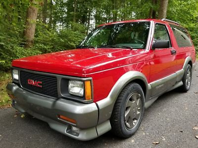 1992 GMC Typhoon  1992 GMC Typhoon - Rare Color Combo, Runs and Looks Great!!!
