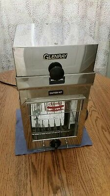 Glenray Hot Dog Machine - used only 2 times