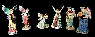 Lot of 6 Vintage 1993 A Band Of Angels Series  International Resourcing - Music