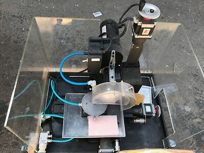 Mti Ec-400 Dicing/cutting Saw