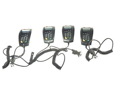 LOT of FOUR - Keycorp POS Pin Pad Credit Card Payment Terminal K23P - *UNTESTED*