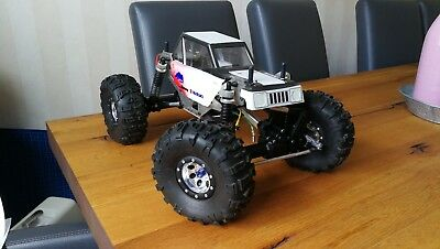 Kyosho Rock Force Crawler Scaler Proline 2.2 Beadlock