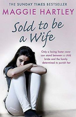 Sold To Be A Wife by Maggie Hartley New Paperback / softback Book